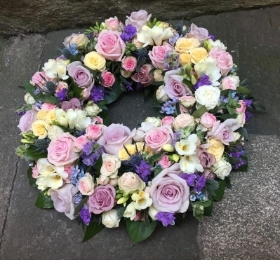Divinely Delicate Wreath